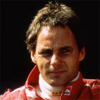 Gerhard Berger photo
