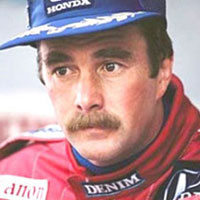 Nigel Mansell photo