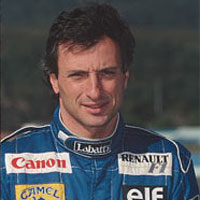 Riccardo Patrese photo