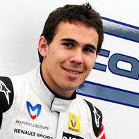 Robert Wickens photo