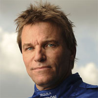 Stefan Johansson photo