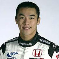 Takuma Sato photo